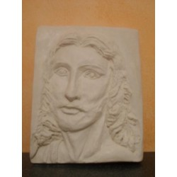 sculpture argile bas relief